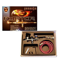 RG-3S Raptor Airbrush Set - Image 1