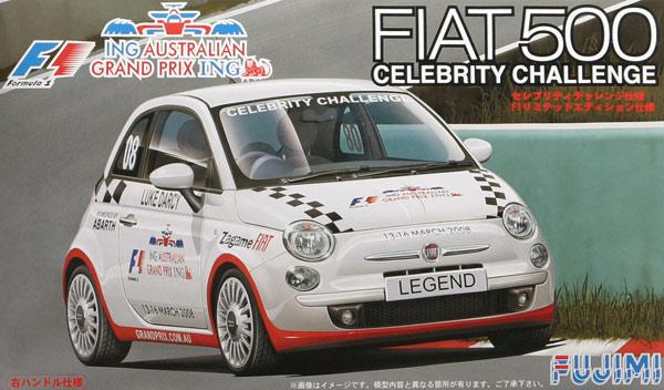 Fiat 500 Celebrity Challenge Ing Australian Grand Prix