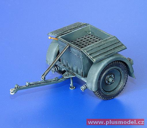 Ammunition trolley for Sdkfz 252 (Sd.Anh. 32) - Image 1