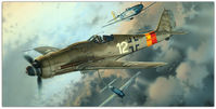 German IIWW Fighter Focke-Wulf Fw190D-9 (6 marking options) - Image 1