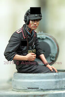 German Panzer Commander Summer #2 - Image 1