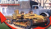 Renault UE Universal Carrier (Wehrmacht Service) - Image 1