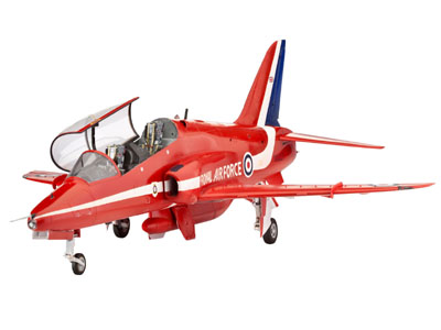 REVELL 1:32 BAE HAWK T.1A THE RED ARROWS
