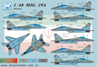 Decal for MiG-29A in Iran ( ForTrumpeter )
