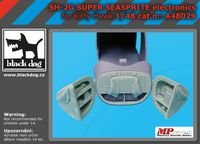 SH-2G Super Seasprite electronics  for Kity Hawk - Image 1