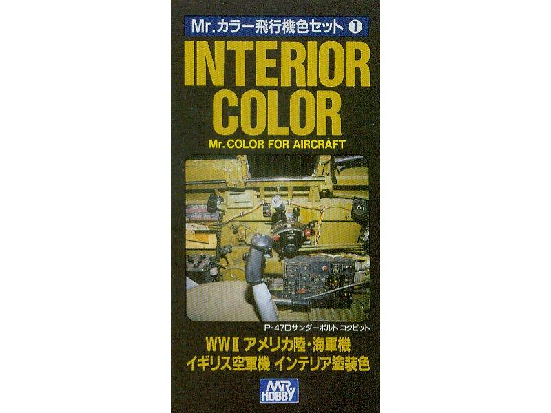 Cs651 Interior Colors For Aircraft Ww2 Mrhobby Cs 651
