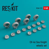 CH-46 Sea Knight  wheels set - Image 1