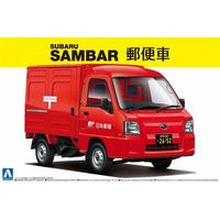 Subaru Sambar Post Car
