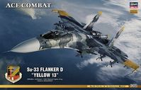 "52112 ACE COMBAT SU-33 Flanker D ""YELLOW 13"""