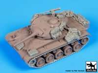 M24 Chaffe accessories set for Hasegawa - Image 1