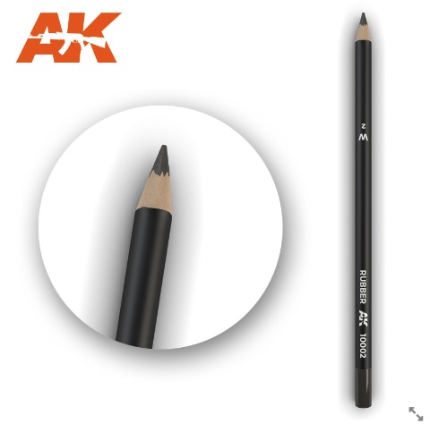 Watercolor Pencil Rubber - Image 1