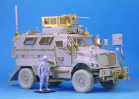 4×4 MRAP TRUCK full kit