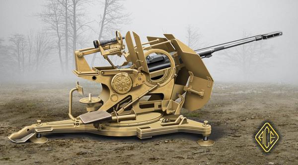 3cm Flak 103/38 Jaboshreck ACE 72294
