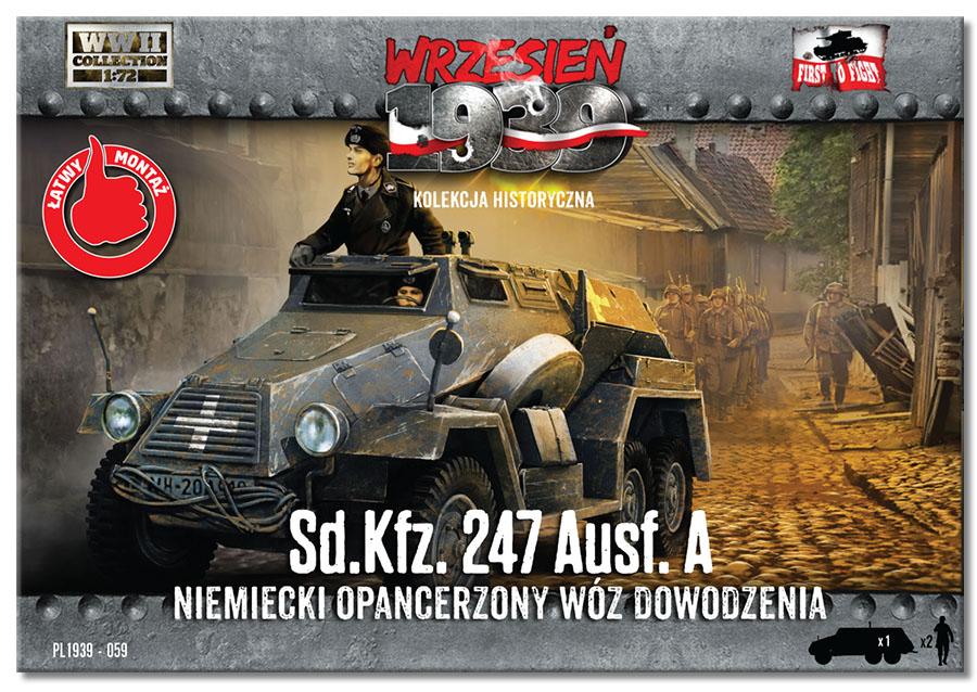 Sd Kfz  247 Ausf  A