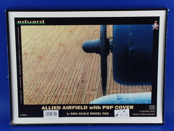 1:48 Allied Airfield with PSP 300x400 - Image 1
