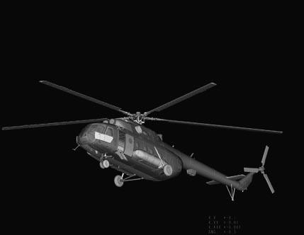 Hobby Boss 87208 Plastikmodellbau Luftfahrt Mil Mi-8MT Mi-17 Hip-H