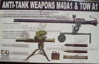 Anti Tank Weapons M40A1 and TOW A1 - Image 1