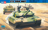Chinesse Main Battle Tank PLA ZTZ 99 A - Image 1