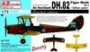 "De havilland DH.82 Tiger Moth MkII ""Other users"""