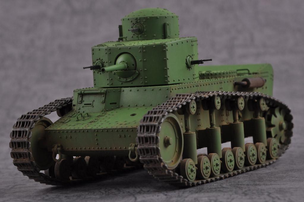 Hobbyboss  Bausatz 1:35-83887  #E Russischer Panzer T-12