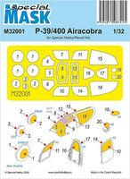 Quickboost QB72145 P-400 Airacobra exhaust für Academy Bausatz in 1:72