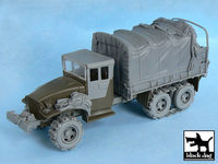 US 2 1/2 ton Cargo Truck big accessory set for Tamiya 32548, set contains: T48048, T48049 and T48051 sets