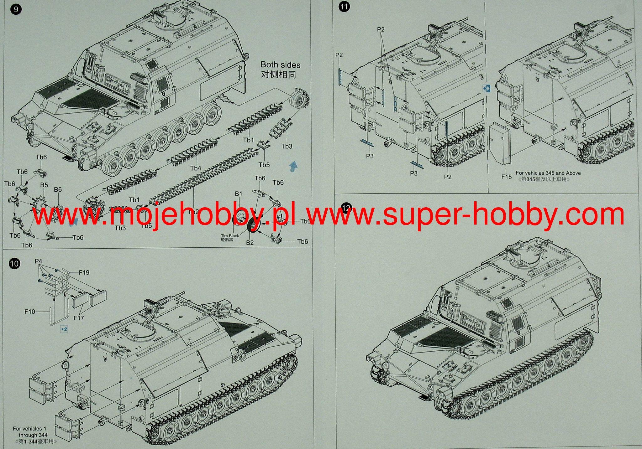 M992 édition limitée Riich Models 72002 S 1:72nd échelle M109A2