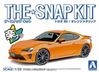 Toyota 86 (Orange) - SNAP KIT - Image 1