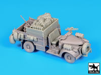 British SAS chevrolet N°2 Nortr Africa 1942 for Dragon - Image 1