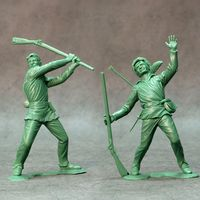 American scouts, set of two figures #2