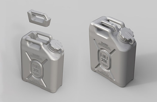 US Military Fuel Canisters - Image 1