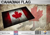 Canadian Flag 297 x 210mm - Image 1