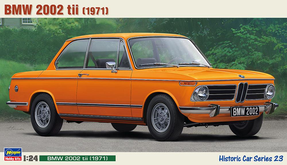 BMW Tii Hasegawa HC - Bmw 2002 series