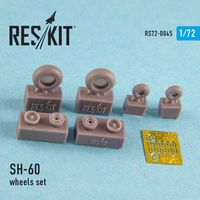 SH-60 (all versions) wheels set - Image 1