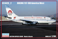 Boeing 737-100 America West Airlines