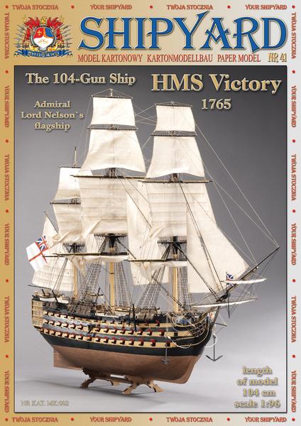 Shipyard 67 HMS VICTORY 1:96