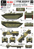Australian Tanks and AFVs # 1. LVT-4 & M19 Diamond Tank transp.