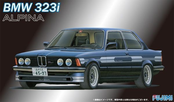bmw 323i alpina e21 fujimi 126111. Black Bedroom Furniture Sets. Home Design Ideas