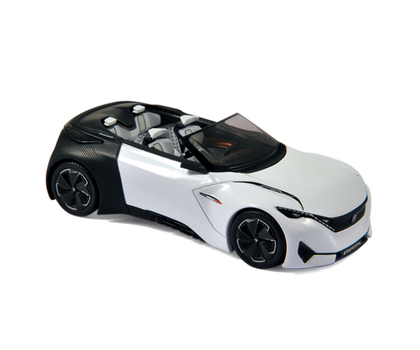 Peugeot Concept Car Fractal Salon Frankfurt 2015 Cabrio Norev 1//43-479989