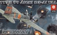 "TYPE 99 AICHI D3-A1 Val ""Midway"" - Image 1"