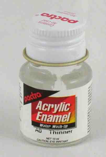 a00 acrylic enamel thinner pactra 000