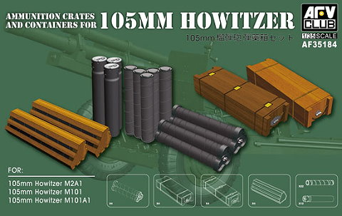 Ammunition crates and containers105mm Howitzer - Image 1