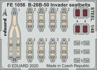 B-26B-50 Invader seatbelts STEEL  ICM - Image 1