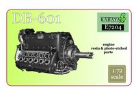 DB-601 engine – resin + PE - Image 1