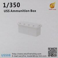 USS Ammunition Box (30 sets)