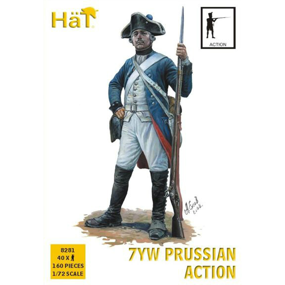 7YW PRUSSIAN ACTION - Image 1
