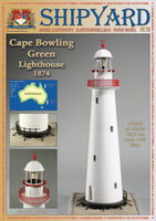 Cape Bowling Green Lighthouse nr52 skala 1:87