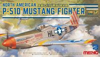North American P-51D Mustang Fighter