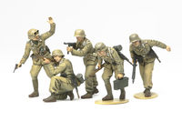 German Africa Corps Infantry (1941-1943)