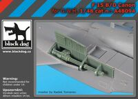 F-15 C/D canon for G.W.H